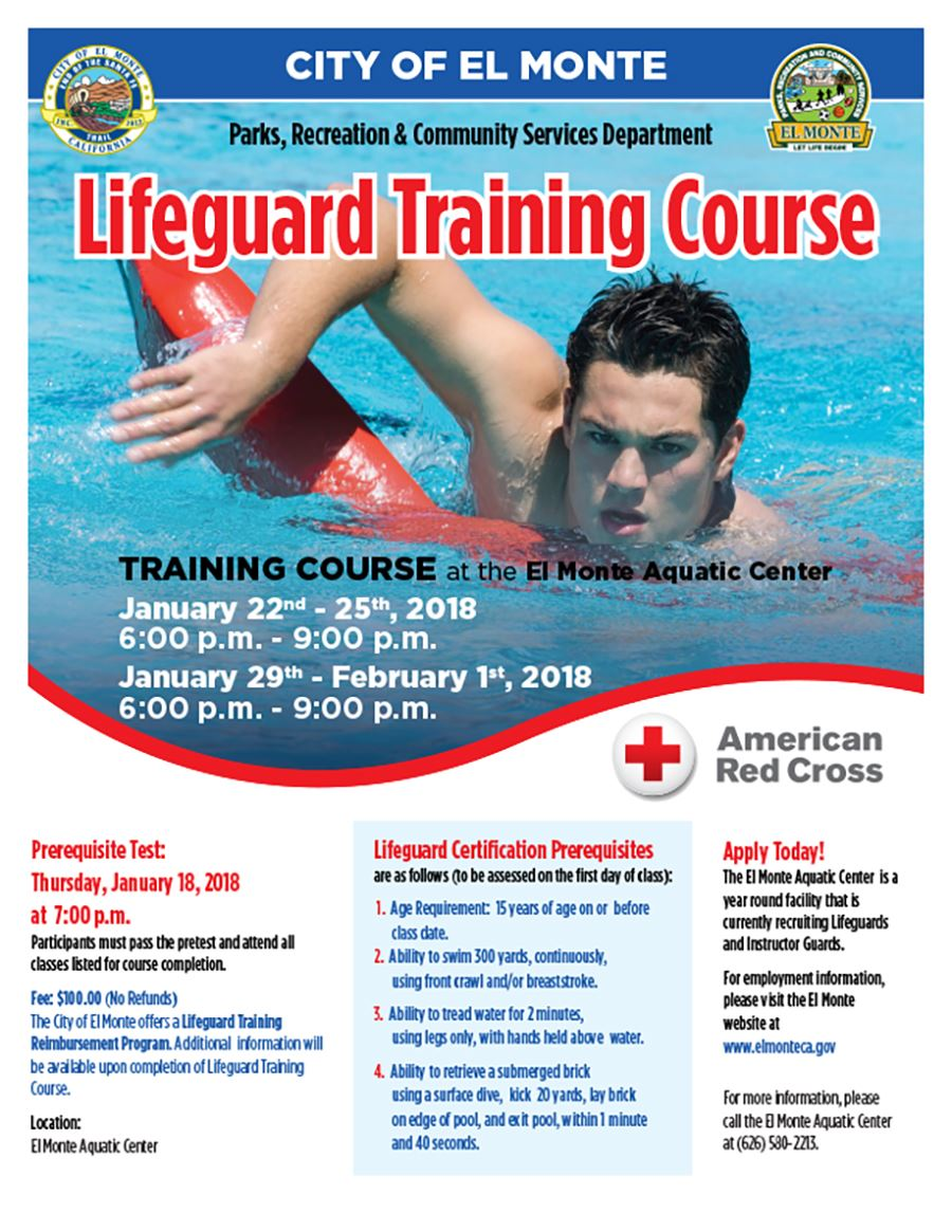 2018_Lifeguard_Training_Course_Flyer