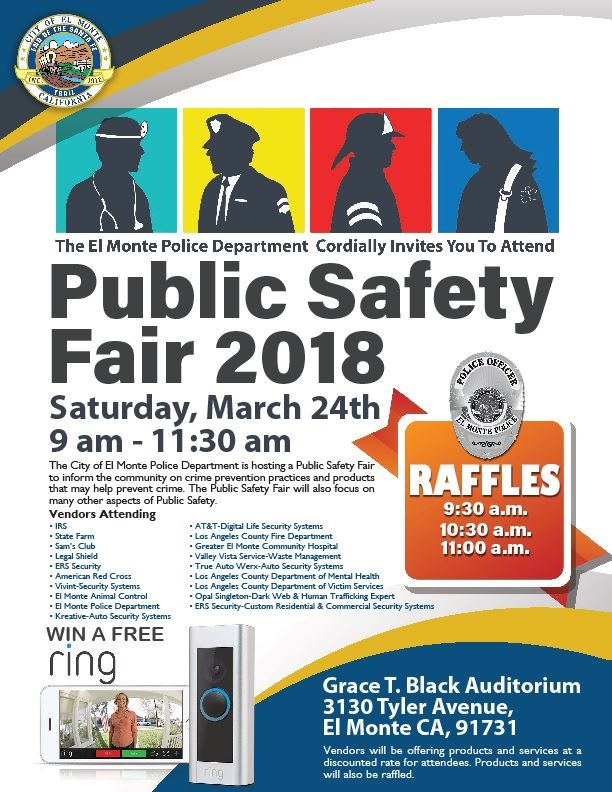 public safety fair