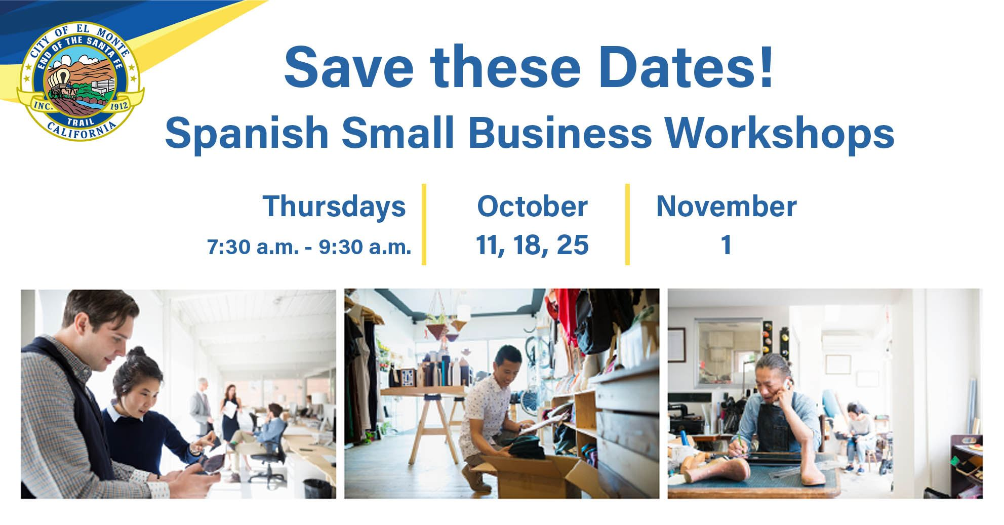 2018_Spanish Small Business Workshops