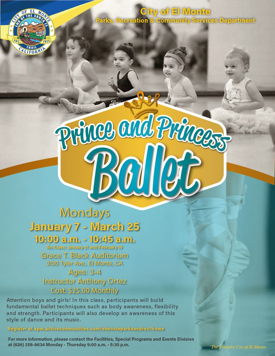 2019_Prince_Princess_Ballet_Flyer_B